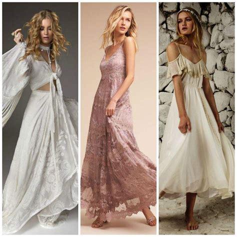 robes pour mariage boh 232 me chic 20 mod 232 les qui nous font - Robe Longue Pour Mariage Boheme
