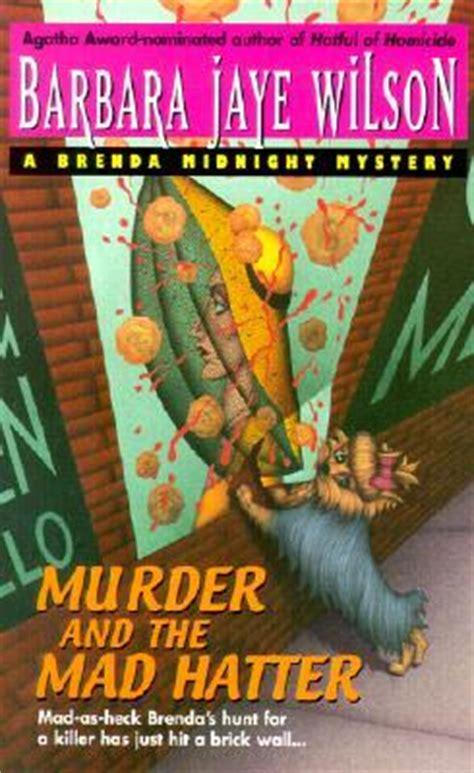 murder the midnight disease books murder and the mad hatter brenda midnight mystery 6 by