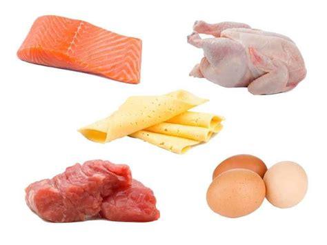 que alimentos tienen colageno y elastina alimentos ricos en prote 237 nas la lista definitiva