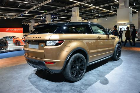 mini range rover black how the range rover evoque became the quot new mini quot carscoops