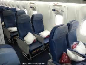 delta 767 300 economy comfort seats delta points