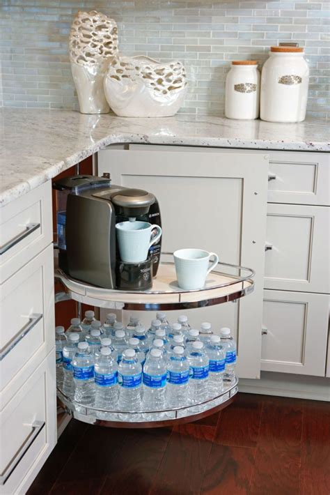 corner drawers      small kitchens page