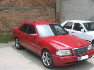 1996 mercedes c class information and photos