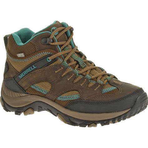 merrell salida mid waterproof hiking boot s