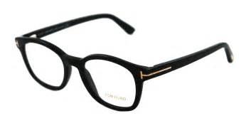 new tom ford eyeglasses tf 5208 black 001 tf5208 auth
