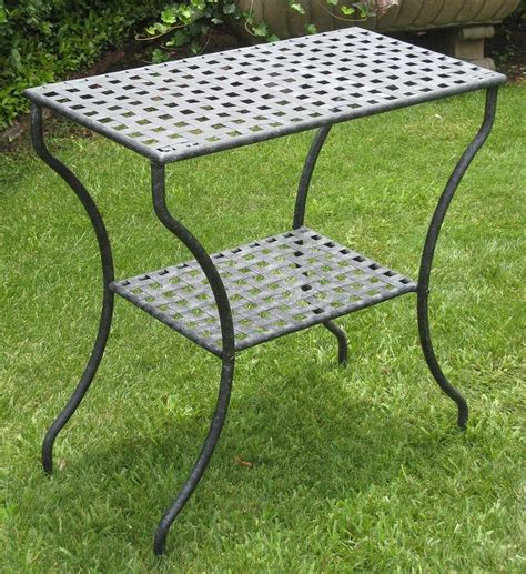 iron patio tables wrought iron patio furniture the garden and patio home guide
