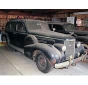 1938 Cadillac V 16 Touring Sedan Project  Bring A Trailer