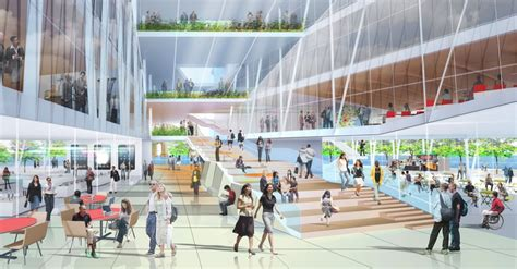 Cornell Tech Mba Location by Corporate Co Location Building By Weiss Manfredi