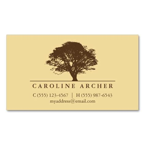 1000 Images About Elegant Tree Business Cards On Pinterest Tree Rings Tree Of Life And Tree Template For Cards