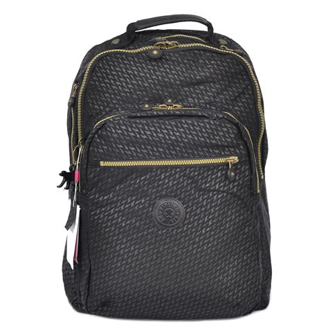 tas ransel kipling original backpack seoul black elevenia