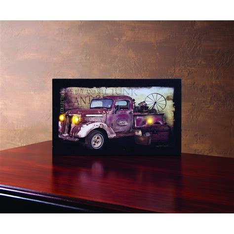 lighted canvas lighted canvas pictures tree hill