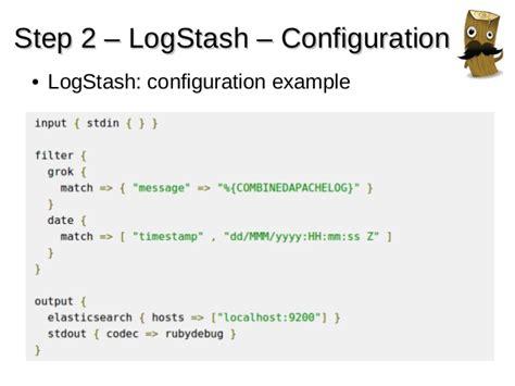 logstash pattern test introducing elk