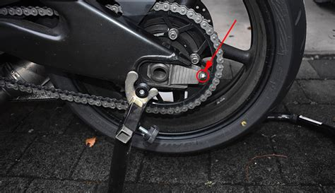 Motorrad Kettenspannung Zu Locker by Kette Spannen Yamaha R6 Rj11 Rj15 Wartungsanleitung