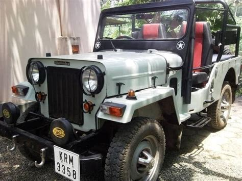 kerala jeep mahindra jeep 193 used modified mahindra jeep cars