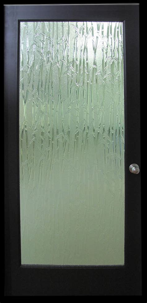 Ambiance Doors Bamboo Bamboo Glass Door