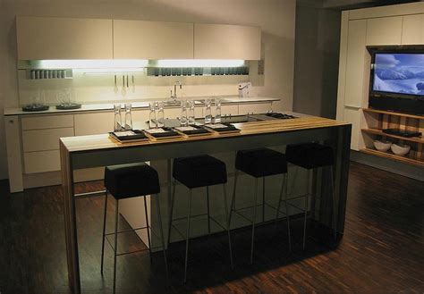 kitchen island narrow interesting narrow island modern kitchen pinterest