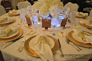 Centerpiece Ideas For Christmas Table - amazing hollywood tablescapes from bash conference celebrate amp decorate