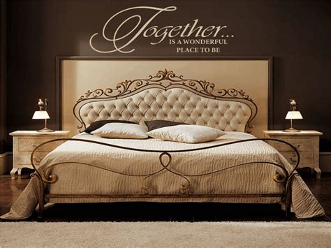 wall decor for bedrooms your romantic bedroom using master bedroom with romantic