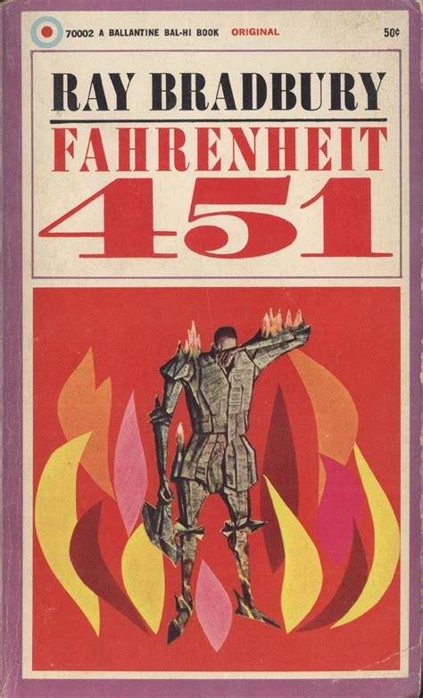 themes of the book fahrenheit 451 science fiction pulps fanzines