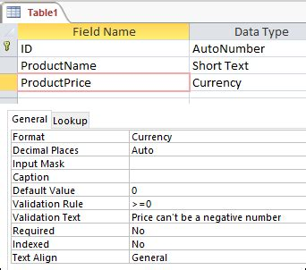 pattern validation for date restrict data input by using validation rules access