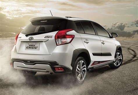 Lu Belakang Mobil Yaris Spesifikasi Mobil Terbaru Toyota Yaris Heykers 2018 Autogaya