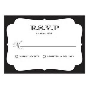 Sample Wedding Ceremony Programs Vintage Frame Rsvp Crafty Pie Press