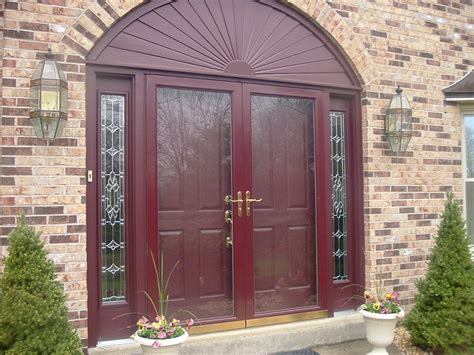 Fiberglass Exterior Doors Reviews Front Doors Cool Andersen Front Door 117 Andersen Entry Door Cost Best Images About Front