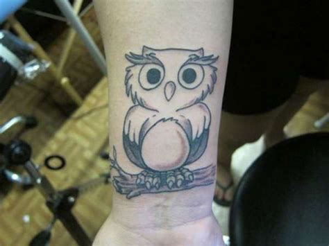 owl wrist tattoo designs 43 stunning loving memory tattoos on wrist