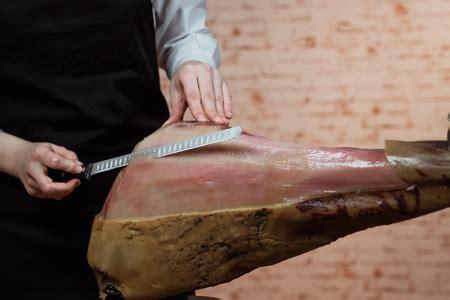 cortar el jamon como cortar jam 243 n paso a paso tierra ib 233