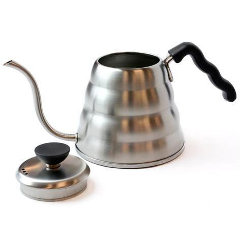 Hario Coffee Server V60 Manual Brew Espresso Teko Kopi 450 Ml hario buono kettle 1200ml alternative brewing