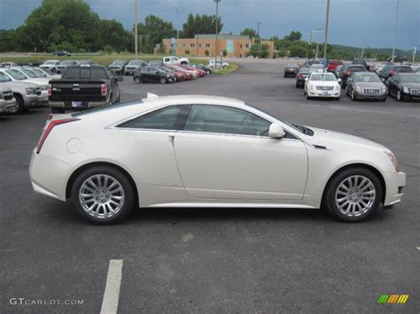 white cadillac cts coupe white tricoat 2014 cadillac cts 4 coupe awd