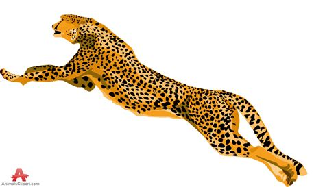 cheetah clipart cheetah clip briansense clipartix