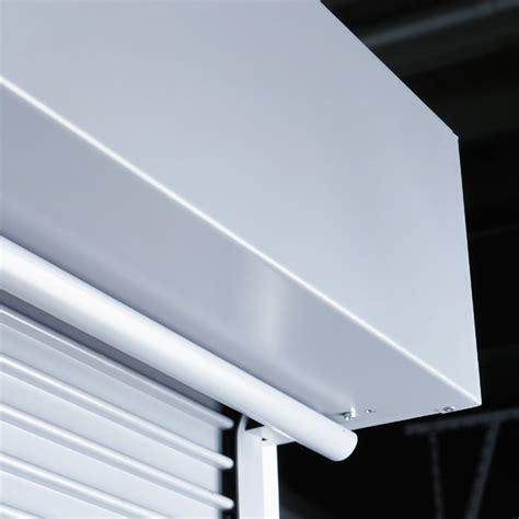 curtain hood standard best overhead door