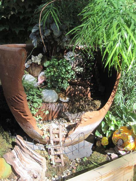 top diy  magical fairy garden ideas sad  happy project