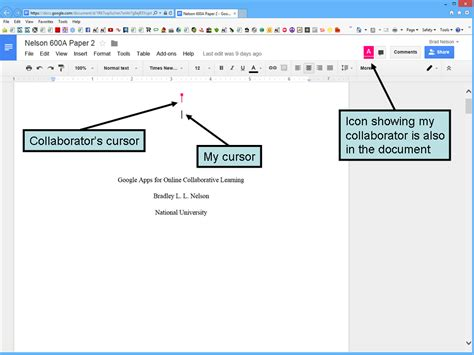 tutorial online collaboration educational and instructional technology online