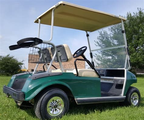 1998 club car golf cart 48v electric golf cart club car ds