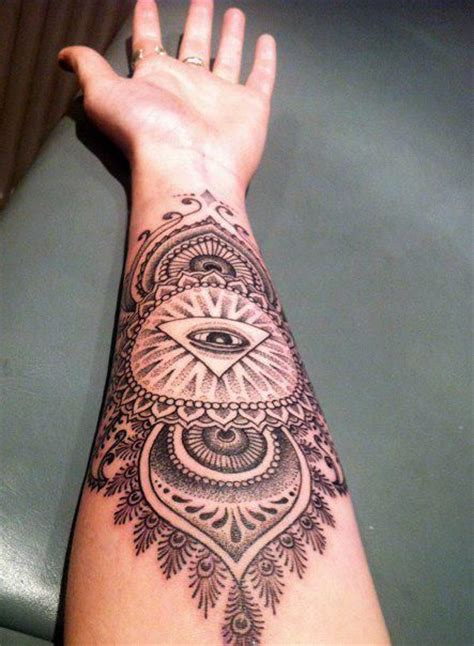 tattoo mandala illuminati illuminati tattoo arm tattoos pinterest mandalas