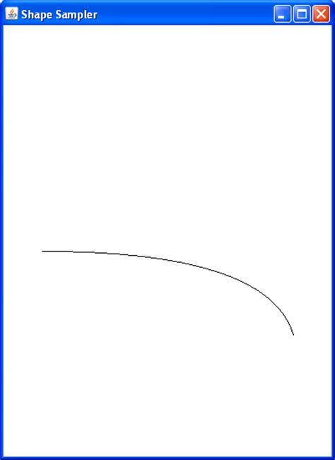 reflection design pattern java exle curve 171 2d graphics 171 java tutorial