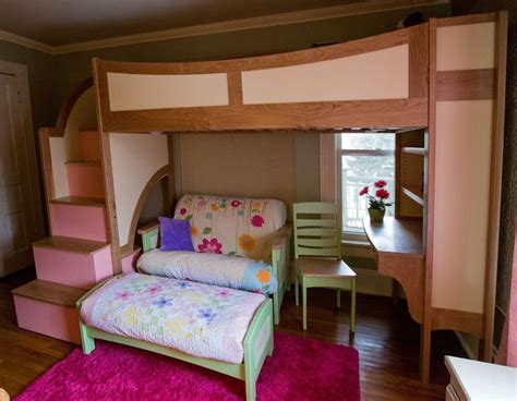 Bunk Bed Loft With Desk Bunk Bed Loft With Desk Babytimeexpo Furniture