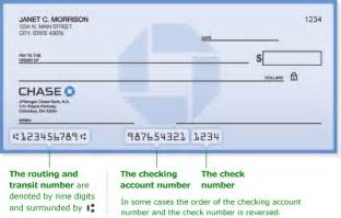 Routing Number Bank Routing Number On Check Newhairstylesformen2014