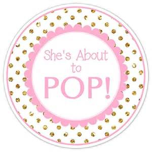 ready to pop template free baby shower favor tags and labels baby shower mania