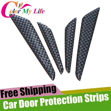 Sticker Nissan Xtrail 4pcs set car door stickers door protection strips sticker