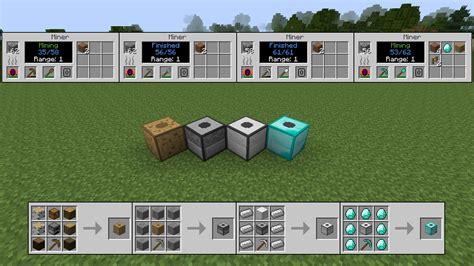 Minecraft Auto Planter by Progressive Automation Minecraft Mods