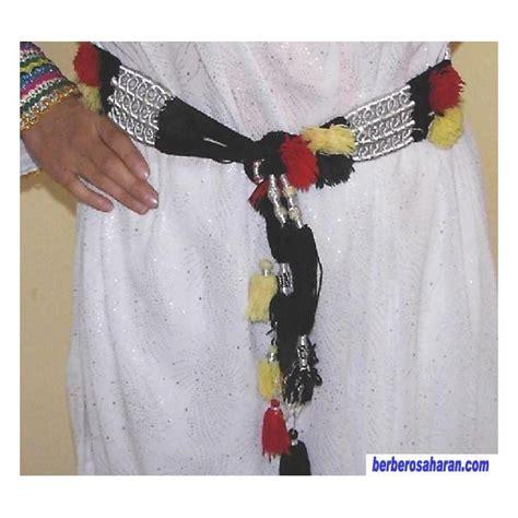 1294803891 la kabylie et les coutumes ceintures berb 232 re de kabylie modernes et traditionnelles