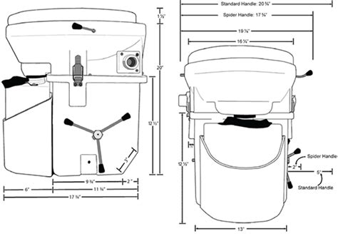Compostable Toilet Nz by Toilet Parts Composting Toilets