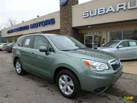green subaru forester 2014 subaru forester 2014 green imgkid com the image
