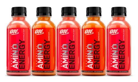 n o energy drink optimum nutrition energy drinks groupon goods