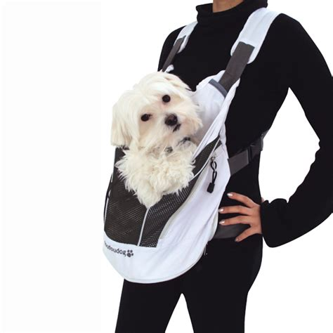 carrying puppy harness for carrying on your chest carry for dogs elsavadorla