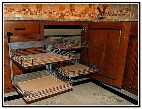 blind cabinet pull out shelves kitchen cabinet blind corner pull out shelves pull out