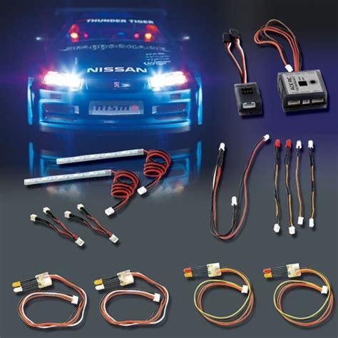 Rc Led Light Kit rc ruberkon aq1714 led lighting kit ii
